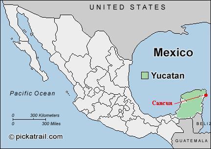 mexico vakantie rondreis
